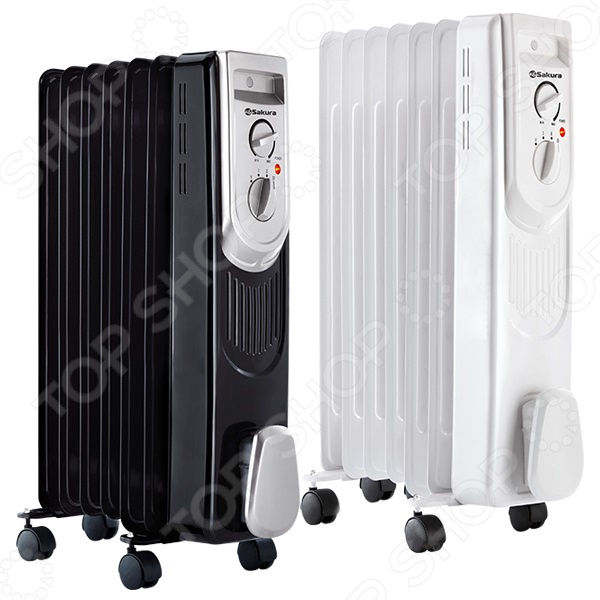 Радиатор масляный Sakura SA-0337B