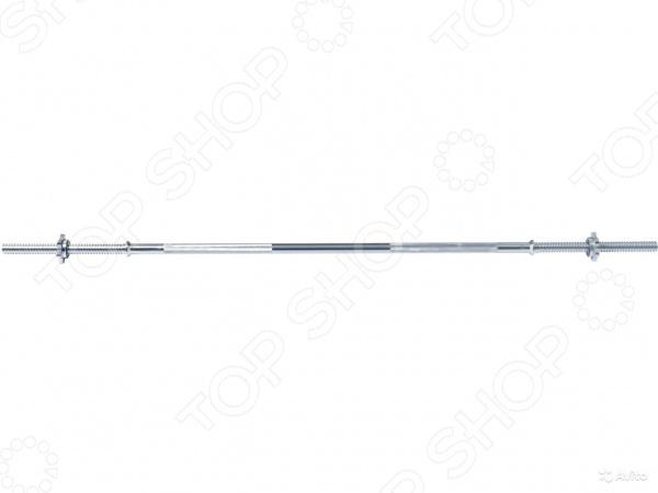 Гриф для штанги Larsen гриф для штанги прямой oxygen fitness l 180см d 25мм csb 6