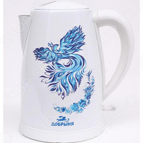 Чайник Добрыня DO-1218 gipfel чайник для кипячения воды 2 7