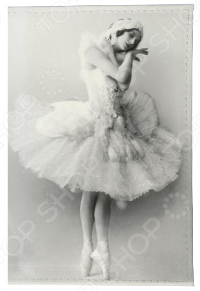 Обложка для автодокументов Mitya Veselkov «Анна Павлова»