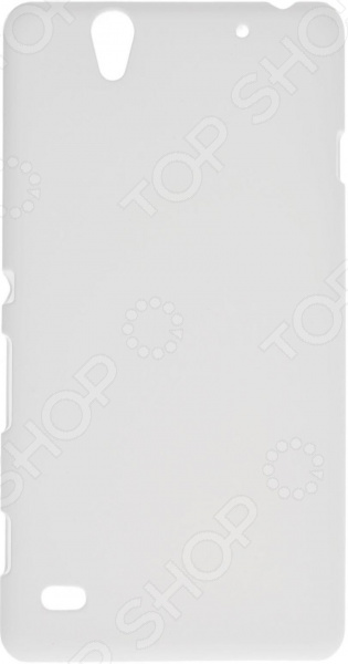 Чехол защитный skinBOX 4People для Sony Xperia C4