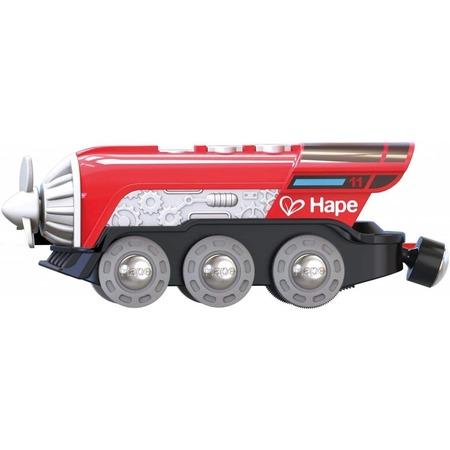 Купить Машинка игровая Hape «Поезд с пропеллером»