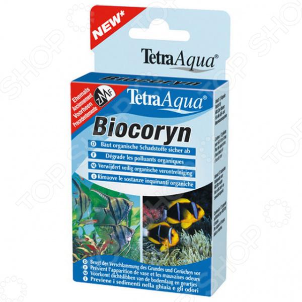 Кондиционер для разложения органики в аквариуме Tetra Biocoryn