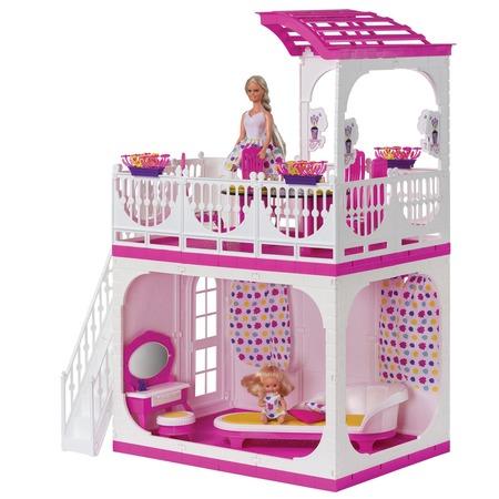Купить Домик для куклы Огонек «Зефир»