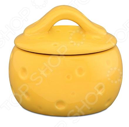Банка для тертого сыра Elan Gallery «Сыр»