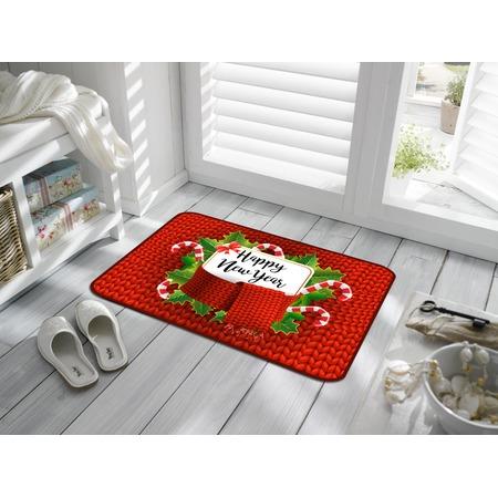 Купить Ковер ТамиТекс «Новогоднее решение»