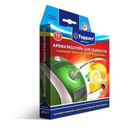Купить Ароматизатор для пылесоса Topperr AFS-Y