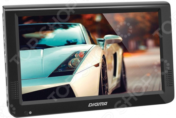 Телевизор автомобильный Digma DCL-1020