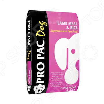 ���� ����� ��� ����� PRO PAC Adult Lamb and Rice
