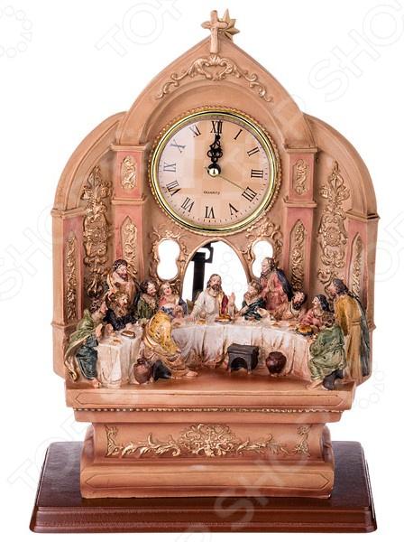 Часы настольные Lefard «Рождественский Вертеп» 390-1177
