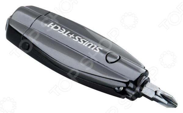 Набор отверток карманный Swiss+Tech CompactDriverTool7-in-1