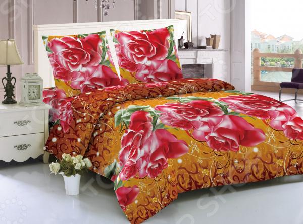 Комплект постельного белья Amore Mio Marseilles. 1,5-спальный