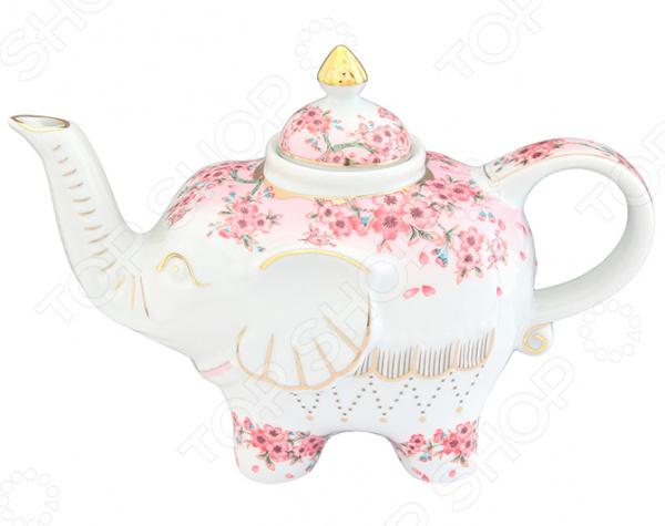 Чайник заварочный Elan Gallery «Сакура»