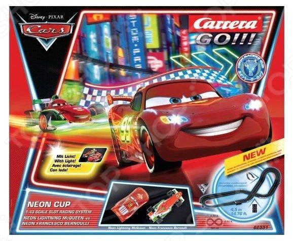Трек гоночный Carrera Neon Cup Трек гоночный Carrera Neon Cup /