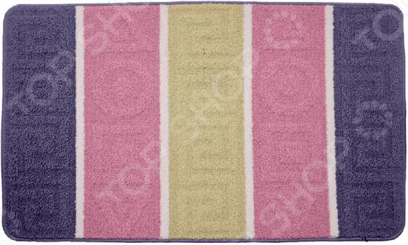 Коврик для ванной комнаты Kamalak textil УКВ-1057 коврик круглый для ванной dasch авангард