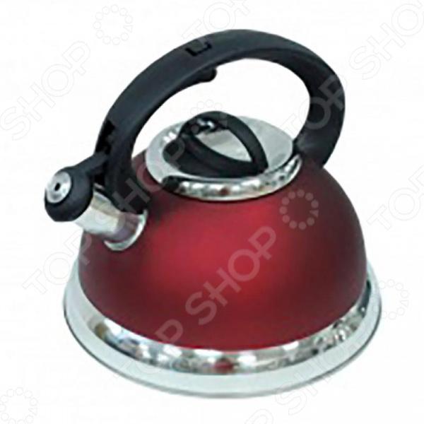 Чайник со свистком Катунь KT-108 чайник со свистком катунь кт 106