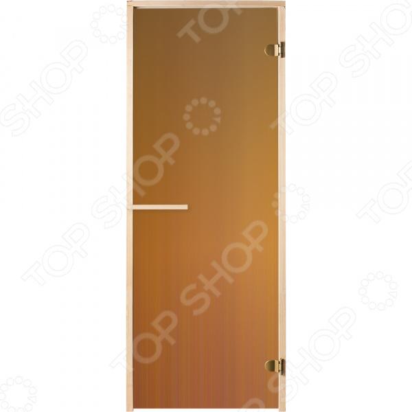 Дверь для бани Банные штучки «Банька»