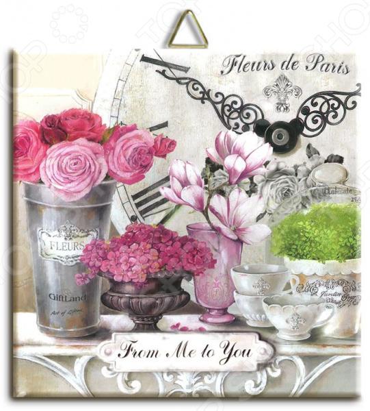 Подставка под горячее Gift'n'home «Парижские цветы»