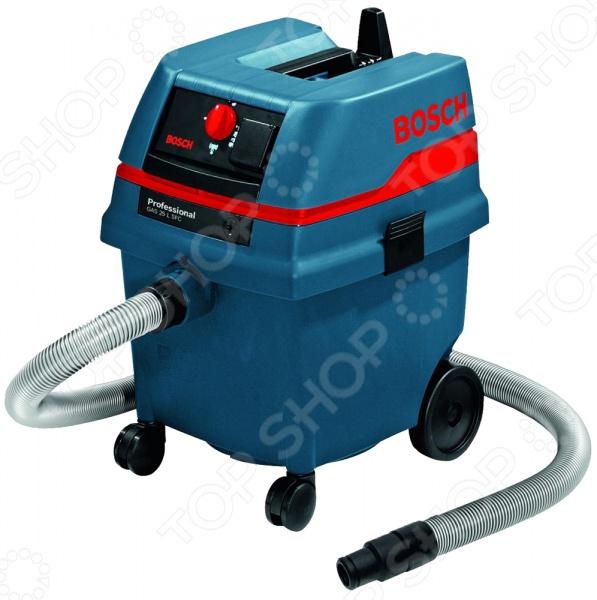 Пылесос промышленный Bosch GAS 25 L SFC пылесос bosch gas 20 l sfc 0 601 97b 000