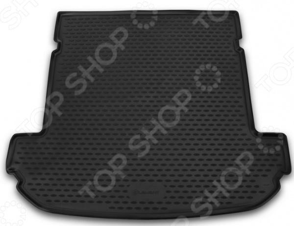 Коврик в багажник Element Kia Sorento, 2015, внедорожник, 7-ми местный (длинный) коврик в багажник element haval h9 2015 внедорожник