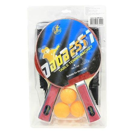Набор для настольного тенниса DoBest BR18 1*