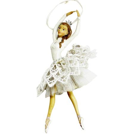 Купить Елочное украшение-подвеска Crystal Deco «Балерина» 1707812