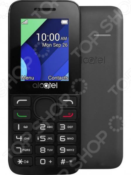 Мобильный телефон Alcatel 1054D мобильный телефон alcatel one touch 1016d volcano black