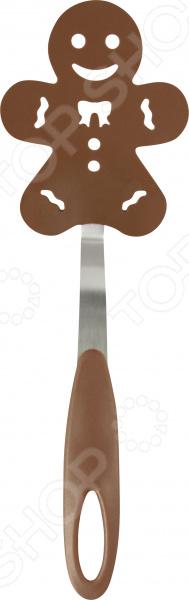 Лопатка для блинов Mallony «Пряничный человечек» PT-Gingerbread бертон т худ пряничный человечек