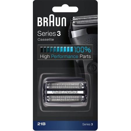 Купить Сетка и режущий блок для электробритв Braun Series 3 21B