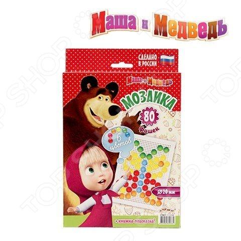 Мозаика Маша и Медведь 44911