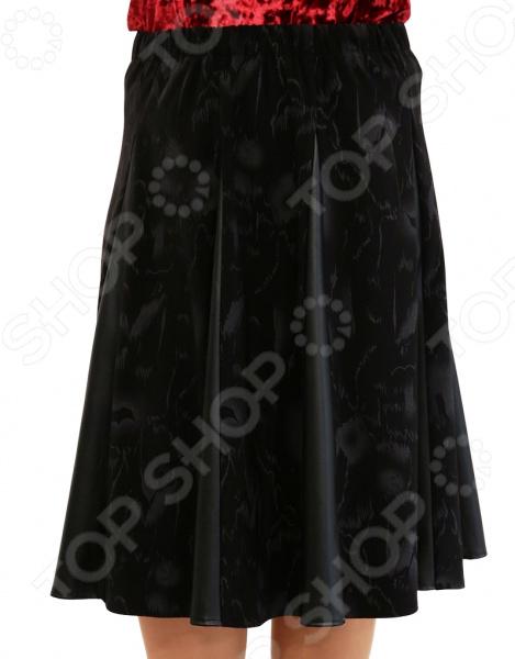 Юбка Лауме-Лайн «Волшебная улыбка». Цвет: черный юбка лауме лайн волшебная улыбка цвет коричневый