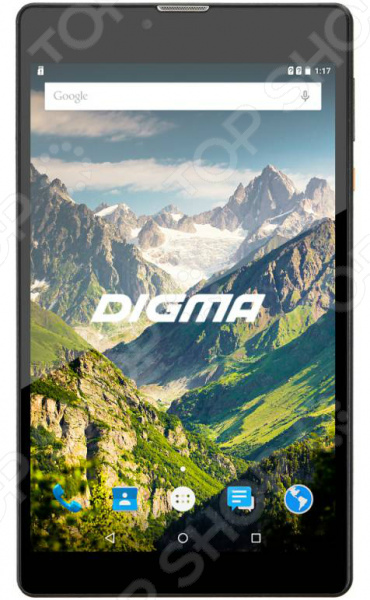 Планшет Digma Optima Prime 2 3G планшет digma optima 10 4 3g 8gb tt1004pg