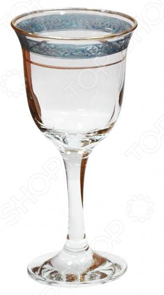 Набор фужеров для шампанского Гусь Хрустальный «Махараджа» планшет в гусь хрустальным недорого