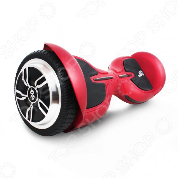 Решили сменить привычный скейтборд или роликовые коньки на что-нибудь более современное и оригинальное Тогда гироскутер Hoverbot A-18 Premium идеальный выбор для вас. Это удивительное средство передвижения функционирует на основа электро мотора, а его платформа всегда поддерживается в уравновешенном положении за счет принципа динамической балансировки. Эта оригинальная доска свободно перемещается в любых направлениях, осуществляет развороты, не заваливаясь при этом набок.  Гироскутер A-18 Premium от Hoverbot стильная современная модель, оснащенная мощным мотором и колесами диаметром 6,5 . Подходит для езды по ровной асфальтовой дороге. Его прочная рама способна выдерживать до 100 кг нагрузки. Другая отличительная черта этой модели заключается в комнатных размерах, что позволяет устройство брать собой куда угодно. Яркий и красочный дизайн привлекает внимание.  Отличный выбор для новичков! Особенность этой модели гироскутера заключается в встроенном самобалансе. За счет автоматического выравнивания, на устройство легко вставать. Обучение катанию проходит легко и быстро! Кроме того, с этой практичной функции устройство не будет переворачиваться и катиться от вас во время остановки. Нескользящие педали обеспечивают удобство и безопасность. Обувь не скользит и риск упасть с гироскутера сводится к нулю.  Почему именно эта модель  .parent  width:100 ;  .block  max-width:700px;  margin: auto; .text1 width: 100 ; max-width:345px; padding: 5px;  float: left;  .text2 width: 100 ; max-width:345px; padding: 5px;  float: left; a:hover img  box-shadow: 0 0 5px grey; .clear clear: both;   Устройство предусматривает подключение к смартфону используя Bluetooth-передатчики.  Предусмотрена возможность воспроизведения аудиофайлов через Bluetooth.  Компактные размеры делают устройство очень мобильным и комфортным в переноске.  Безопасная езда за счет педалей, покрытых нескользящим материалом.  Встроенный литиумный аккумулятор, время заряда которого составляет всего 2 часа.  Матовый корпу