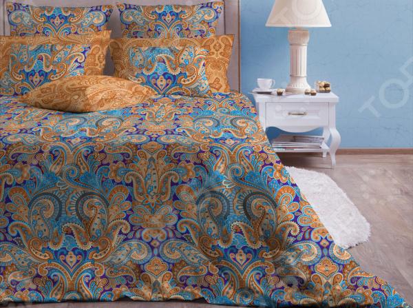 Комплект постельного белья Хлопковый Край «Олимпос» 5605/5. 1,5-спальный