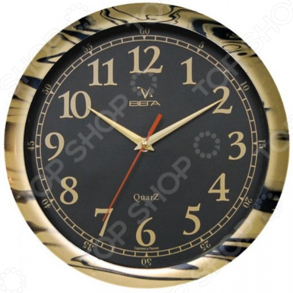 Часы настенные Вега П 1-681/6-17 часы вега п 1 8 6 208 мусульманские темный город