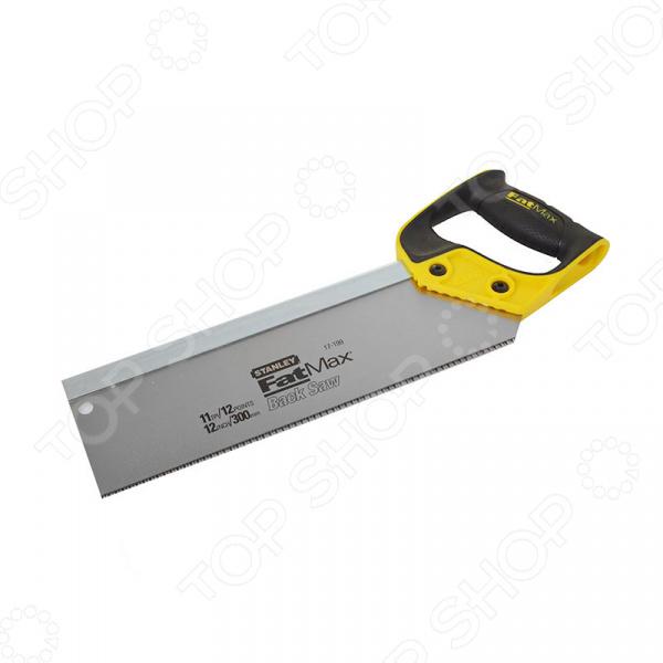 Ножовка с обушком Stanley FatMax 2-17-199 цена