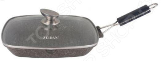 Сковорода с крышкой Zeidan Z 50261