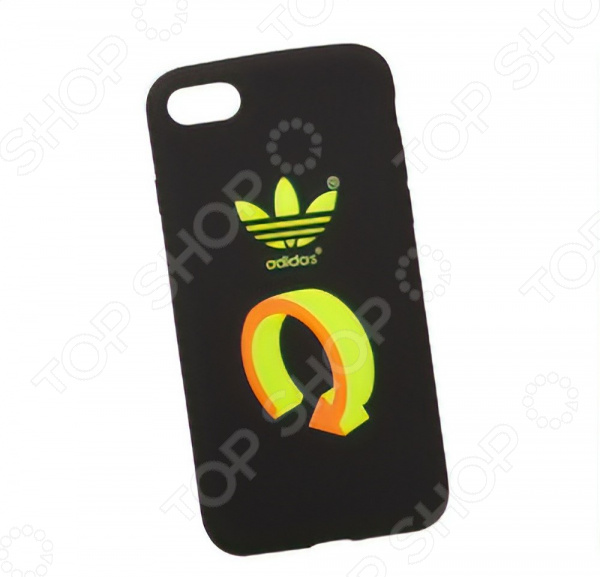 Чехол для телефона для iPhone 8/7 Cococ. Adidas «Стрелка» чехол для apple iphone 8 7 silicone case white