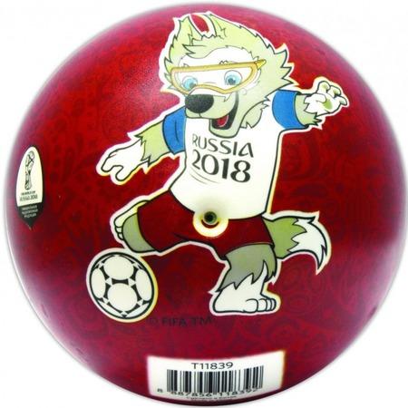 Мяч детский FIFA 2018 «Забивака». Диаметр: 15 см