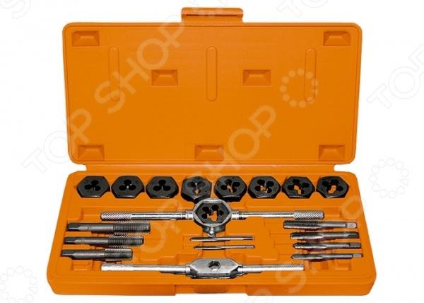 Набор метчиков и плашек SPARTA 773105 набор метчиков и плашек skrab 33859