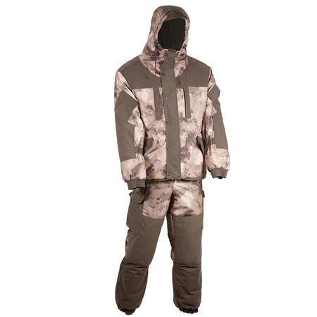 Купить Костюм для охоты и рыбалки зимний Huntsman «Ангара». Рисунок: туман
