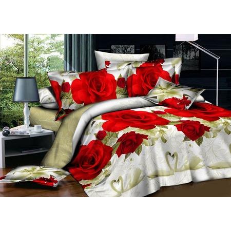 Купить Комплект постельного белья La Vanille 737. Семейный