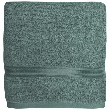 Купить Полотенце махровое BONITA Classic. Цвет: сине-зеленый
