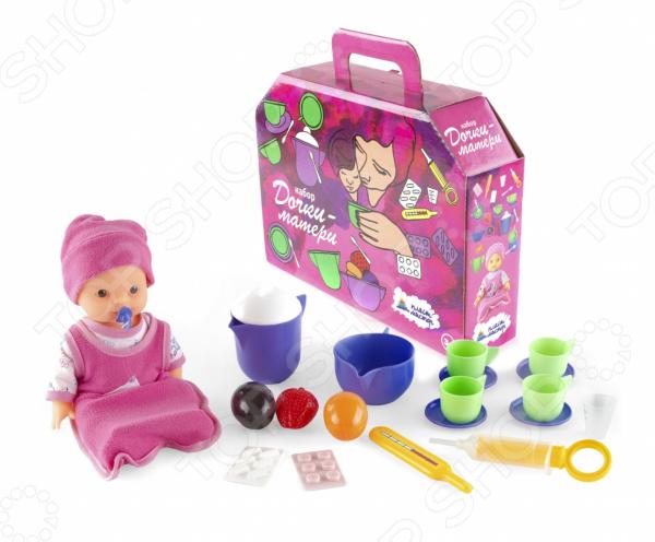 Игровой набор для девочки Пластмастер «Дочки матери». В ассортименте
