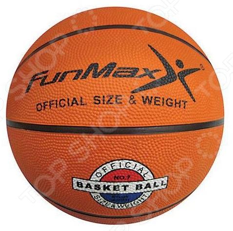 Мяч баскетбольный FunMax СТ85044