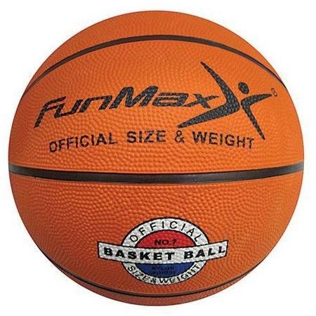 Купить Мяч баскетбольный FunMax СТ85044