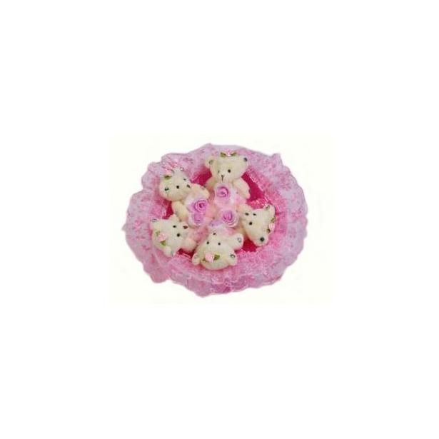 Букет из мягких игрушек Toy Bouquet «Зефирки» B295-P5 ...