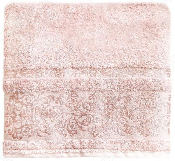 Комплект из 2-х махровых полотенец BONITA «Дамаск»