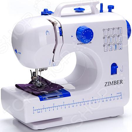 Швейная машина Zimber ZM-11171 швейная машинка 2скорости и 2 винта zimber zm 10920
